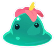 Lilly Puddle Slime 1