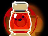 Red Slime Lamp