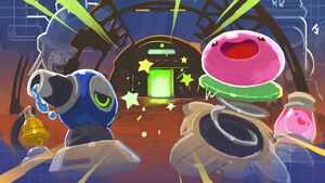 Slime Rancher Development Slime Science