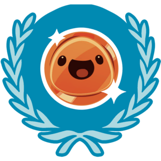 The icon shown when you get a Bronze Achievement.