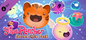 Slime Rancher Secret Style Pack steam dlc header
