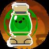Green Slime Lamp