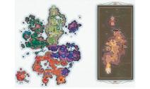 Mapa vainas del tesoro