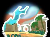 Стеклянная Пустыня
