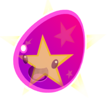 Meteor slime icon 1