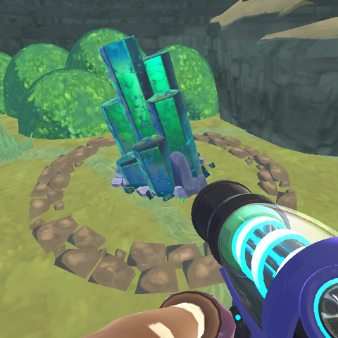 In-game render of the Hexium Formation.