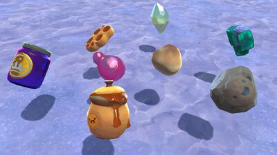 Slime Rancher Development Slime Science Resources