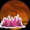 Korallengras-Fleck