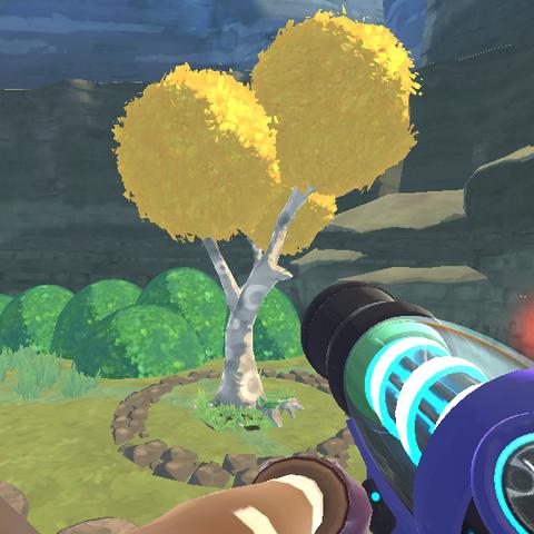 In-game render of the Sunburst Tree.