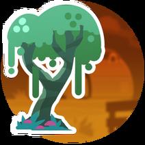 Árbol de Musgo