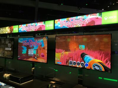 Slime Rancher Development E3 (1)