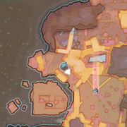 GlassDesert Rock Map(west)