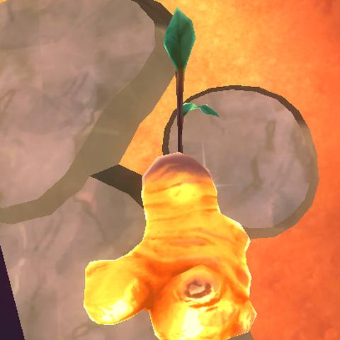 Full in-game render of a Gilded Ginger.
