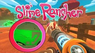 Slime Rancher All Green Treasure Pods - Slime Science Treasure Cracker