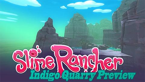 Slime Rancher development Quarry Preview (1)