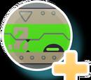 Casse-craque de trésor / Cosse de trésor