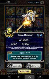 Indra Hammer