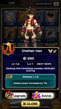 Chieftain Vest