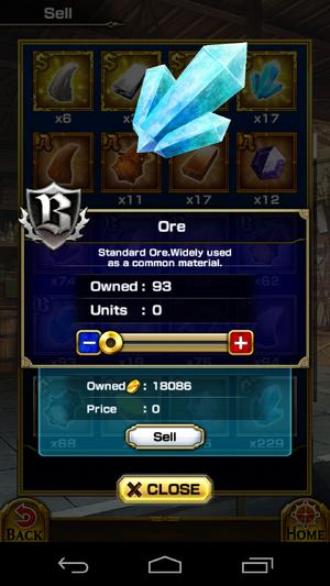 Standard Ore