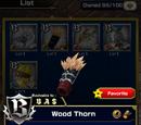 Wood Thorn