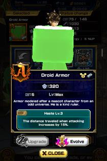 Droid Armor