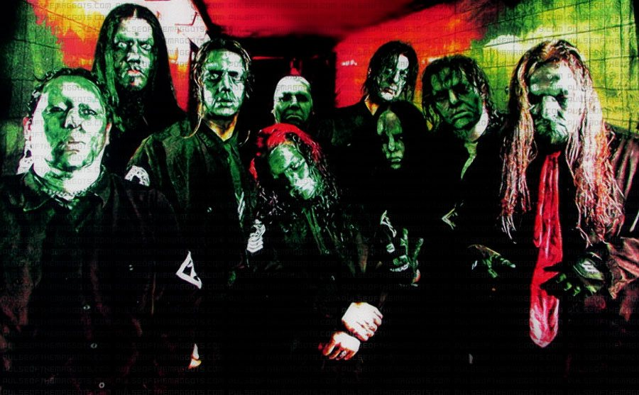 slipknot vermillion