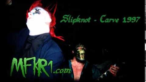 Carve | Slipknot Wiki | FANDOM powered by Wikia