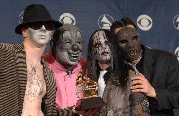 Grammy Awards 2006 Slipknot Wiki Fandom Powered By Wikia