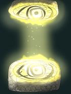 Warp shrine gold