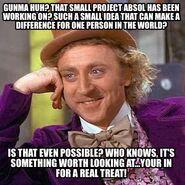 Gunma meme- 3- truer words from the heart of the meme