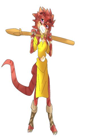 Reptilia-female- fraya- redesigned