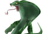Sliver the Snake God