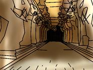 Main chamber hallway
