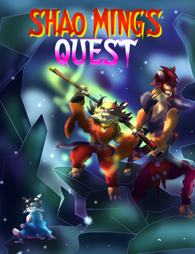 Shao ming's quest-game art-WTEXT