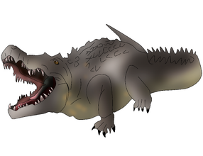 Gavialidae- Draya