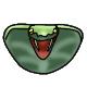 Snake head logo- new piece