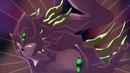 Gunma anime-screenshot- rilux queen- final form