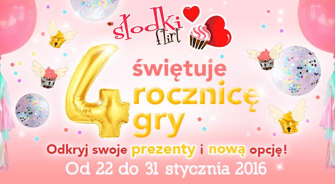 Urodziny Amour Sucré2016 Wiki Słodki Flirt Fandom