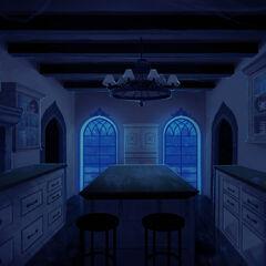 Kuchnia w nocy
