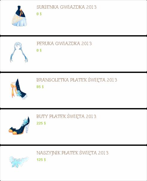 świąteczna Niebieska Fryzura Problem Wiki Słodki Flirt
