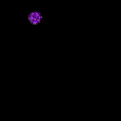 Opaska z kwiatkiem Święta 2011