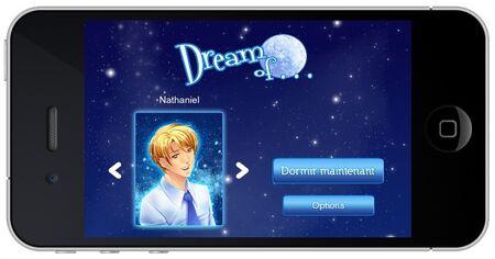 Dream of menu 2