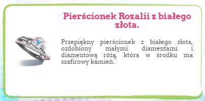 6Pierścionek Rozalii -opis