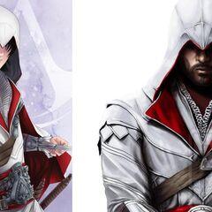 Ezio Auditore da Firenze\Assassin's Creed II