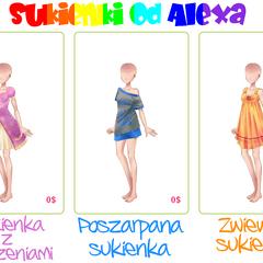 <i>Sukienki od Alexy'ego</i> [<span style=