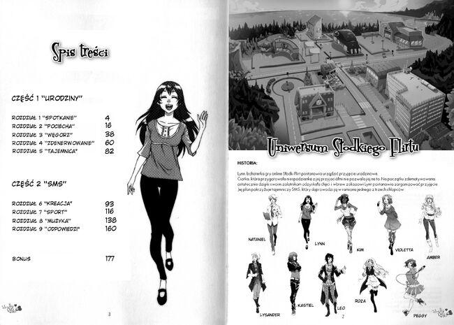 Manga-SpisTreści-Wstęp