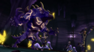 Pyritor's second attack