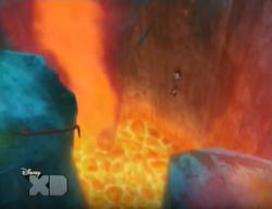 Jaskinia ognistego stawu2