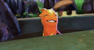 Wielki uśmiech Burpy`ego