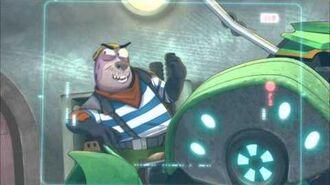Slugisode - Transforming Mecha Beasts - Slugterra - Disney XD Official